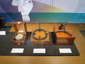 氷川丸-航海用具