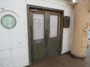 氷川丸-船上レストラン跡