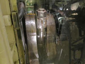 氷川丸-エンジンの一部